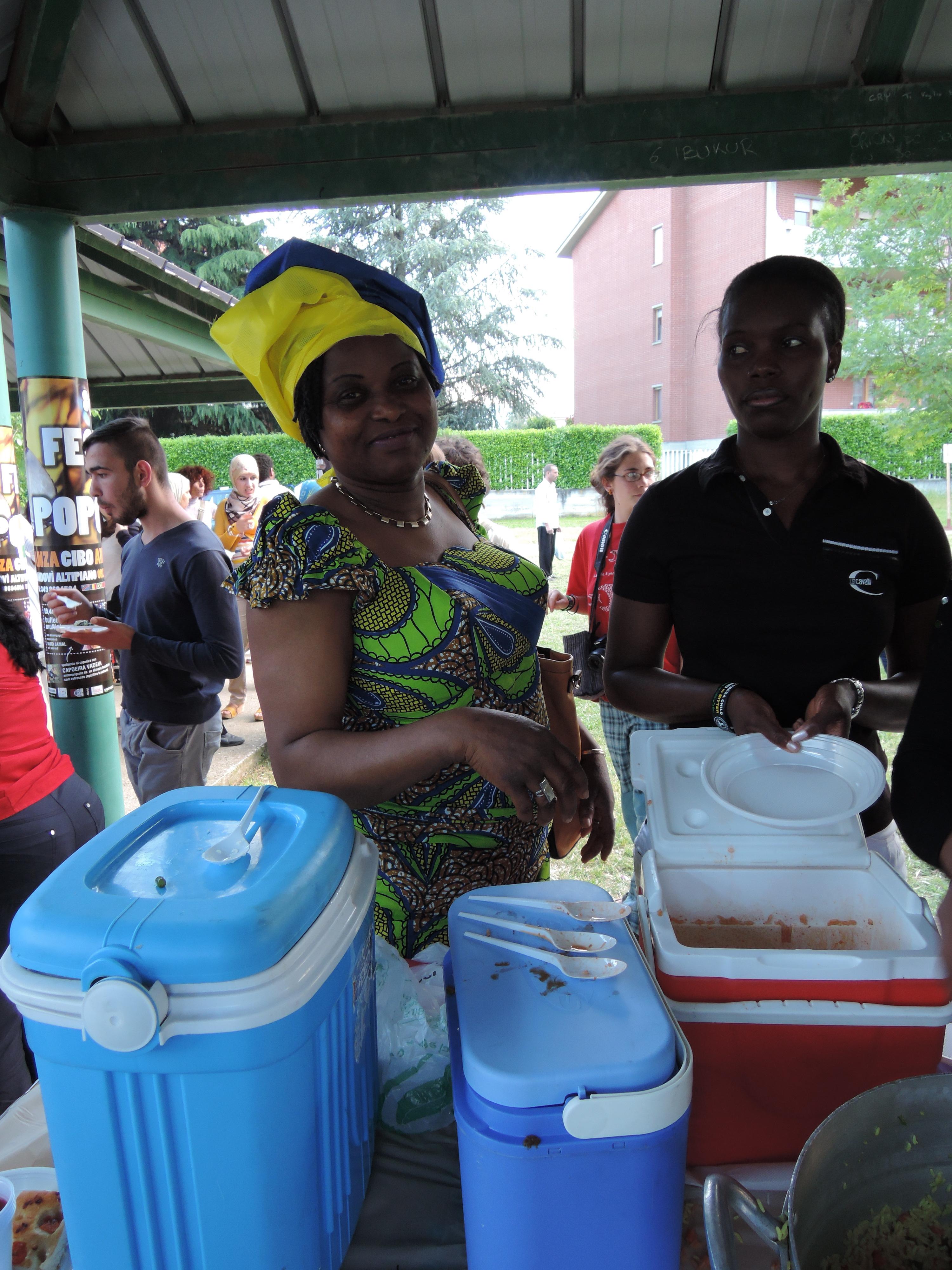 Cucina nigeriana!