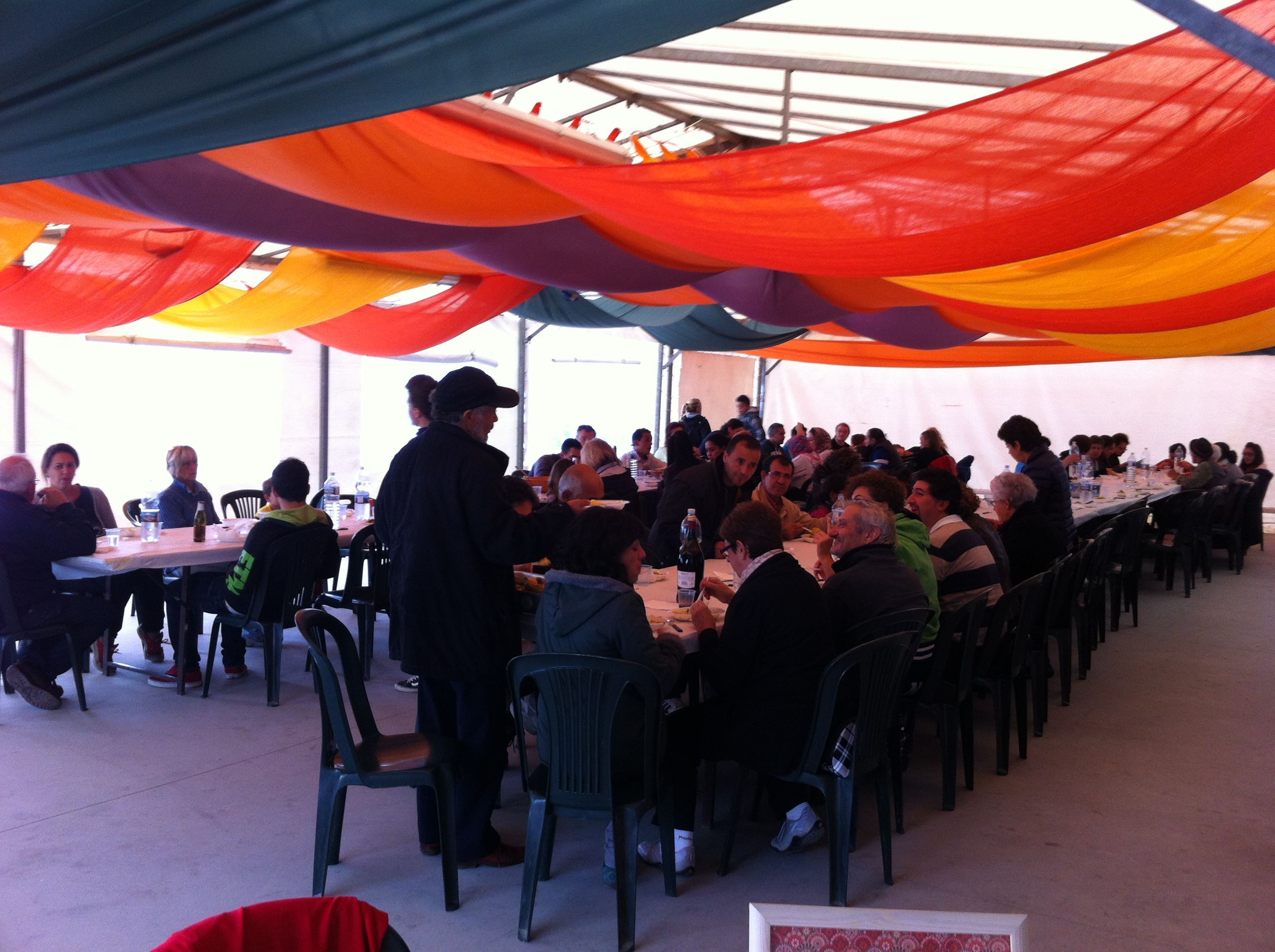 Circolo Acli S. Anna Avagnina: pranzo dell'amicizia italo-marocchina, 6 ottobre 2013