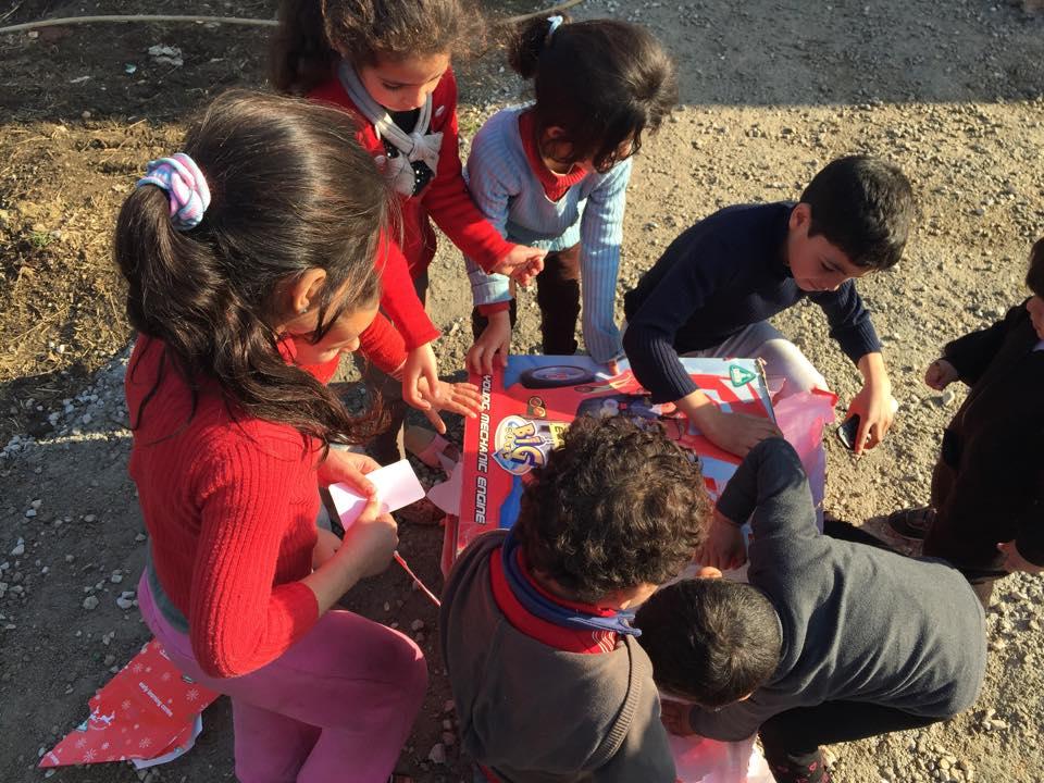 bimbi siriani bekaa